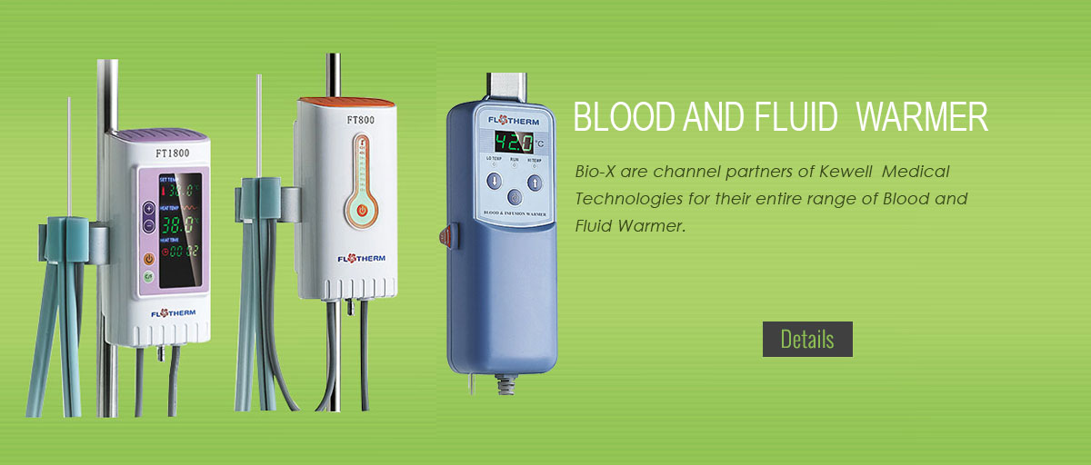 Blood And Fluid Warmer