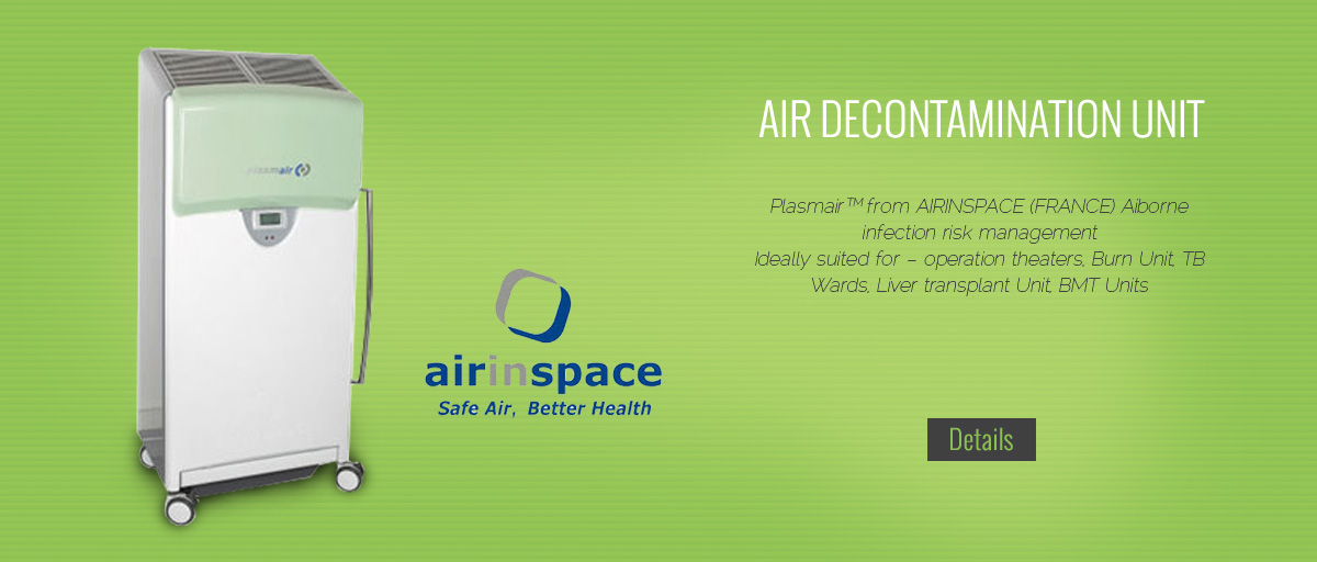 Air Decontamination System